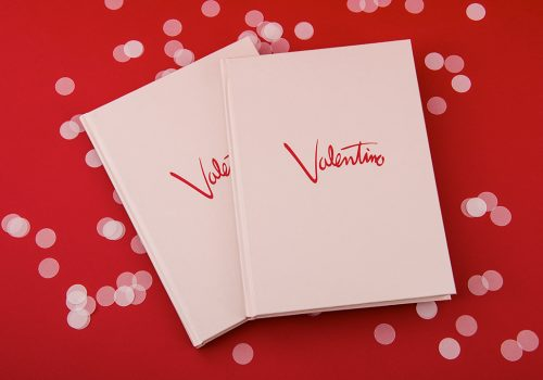 Планер 2020 Valentino White фото