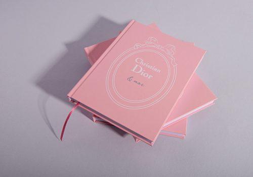 Планинг настольный Dior Peach фото