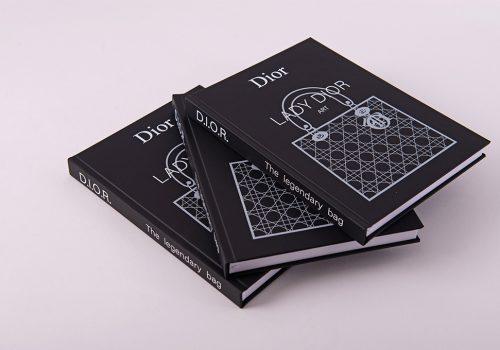 Планинг 2020 Dior Black Mat фото