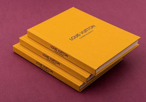 Красивый планер Louis Vuitton Yellow фото