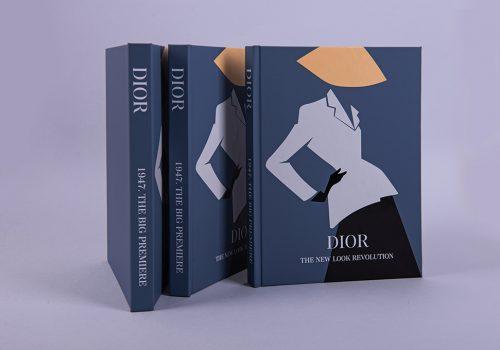Планинг недатированный Dior Blue фото