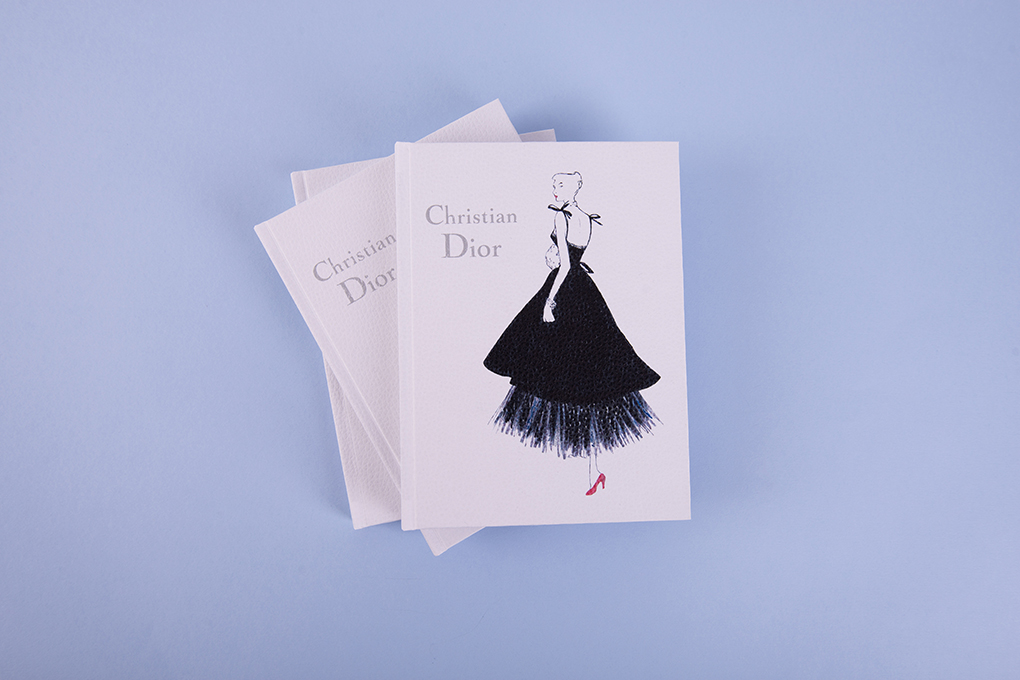 Ежедневник 2020 Dior White